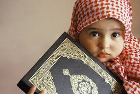quran and child